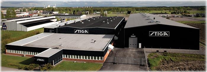 Завод Stiga
